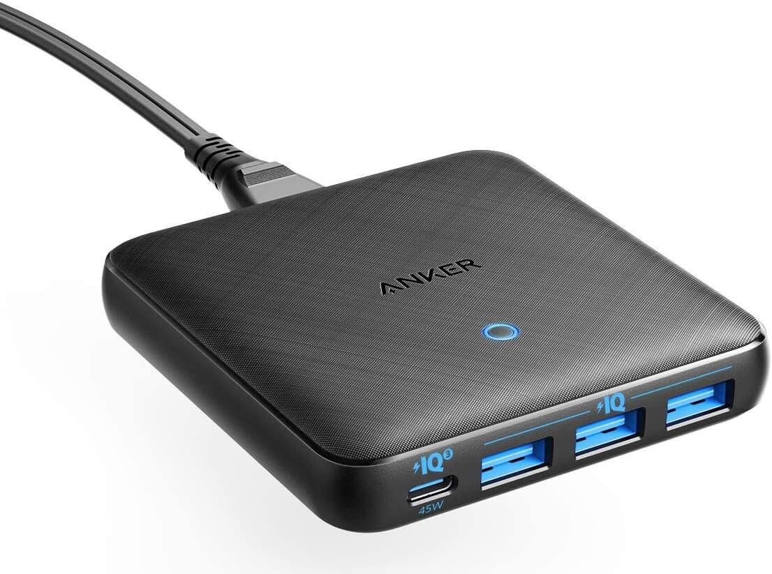 Anker PowerPort Atom III Slim PD 充電器