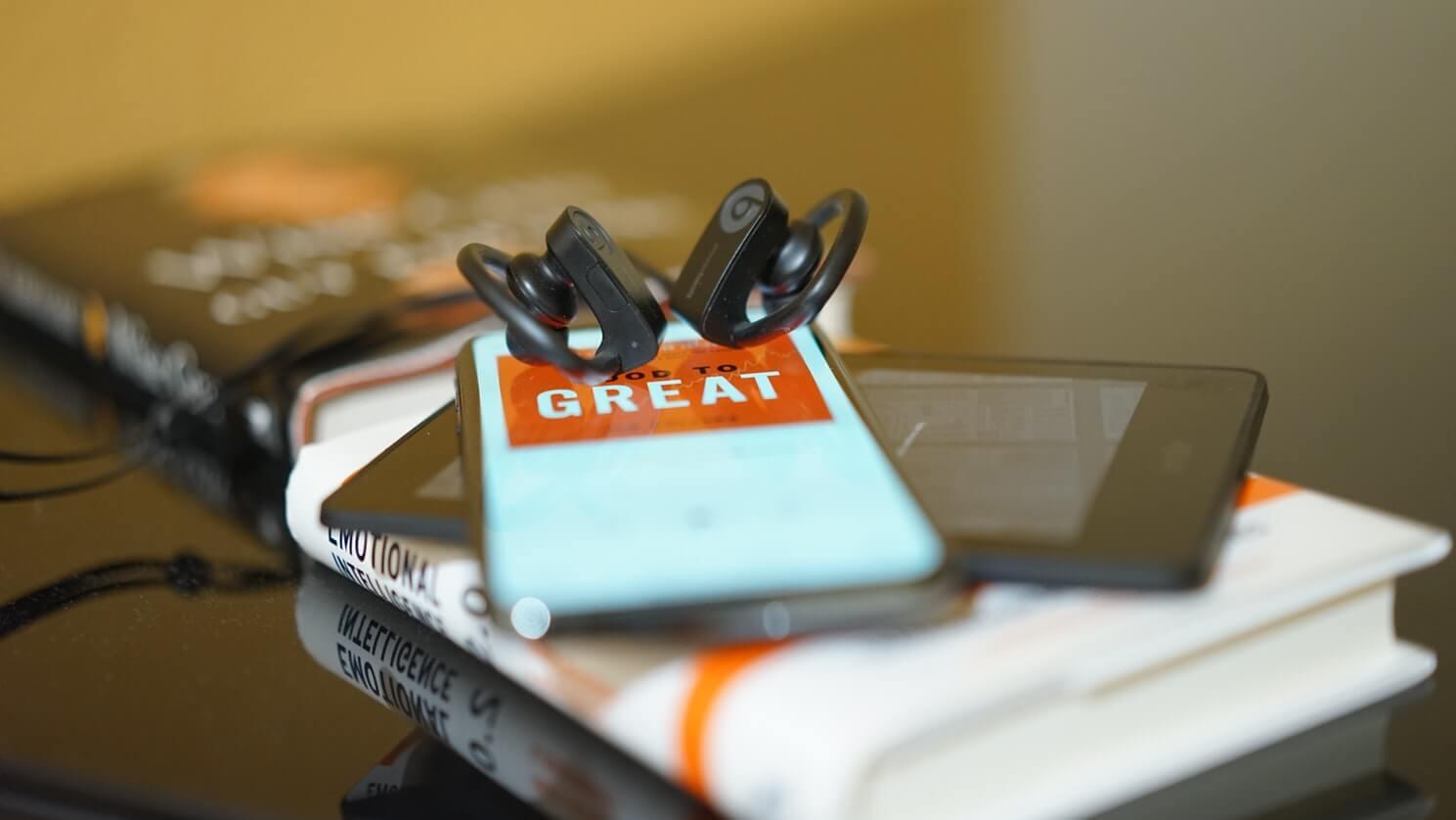 Audibleを使ってみた感想→読書がかなり捗ります